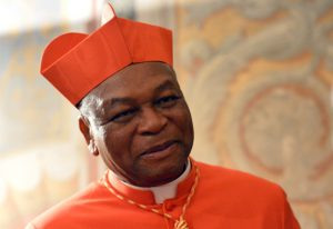Catholic Archbishop John Onaiyekan