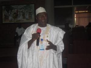 Dr Abubakar Sokoto Mohammed