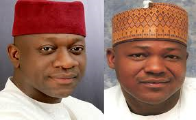 Jibrin and Dogara - Accuser and the accused in the padding palaver