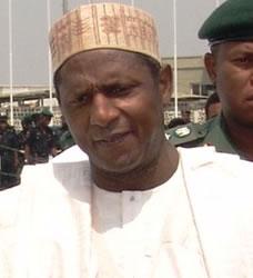 Late President Umaru Yar'Adua