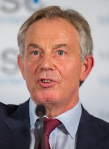Tony Blair, the West and Africa