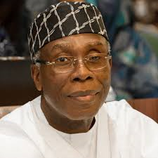 Chief Audu Ogbeh Nigerias Agriculture Minister