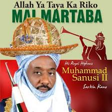 Emir of Kano Muhammadu Sanusi 11 a key Supporter of asset sales