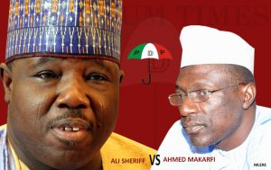 modu sherrif and- hmed makarfi