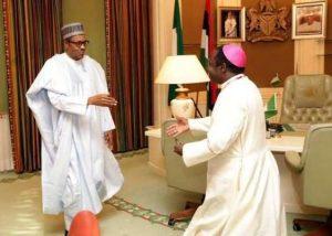 president-buhari-bishop-kukah-in-aso-rock