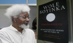 Professor Soyinka