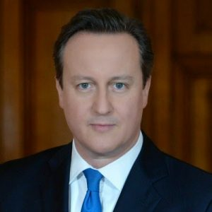 David Cameron - Brexit left him with the short end of the power stick