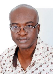 Dr Ike Okonta