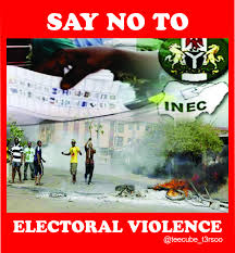 INEC and mitigation through conscientisation