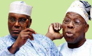 OBJ and Atiku as president & Vice-President