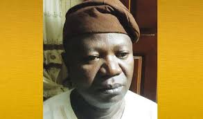 Prof Ogunyemi, National President of ASUU