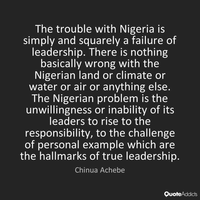 Is Buhari Presidency End of 'Sai Kai' Era in Nigerian Politics?