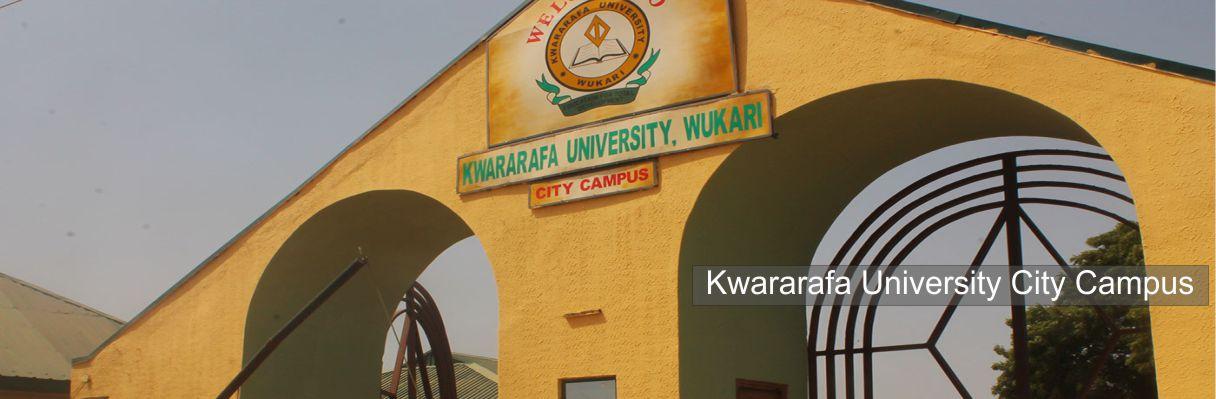 Kwararafa University, Wukari, Steps Out