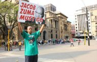 Will Zuma Go Tomorrow Although, Beyond Nigeria and South Africa, Corruption is Sinking Africa?