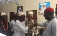 Prof Ango Abdullahi Hosts Igbo Leaders in Zaria