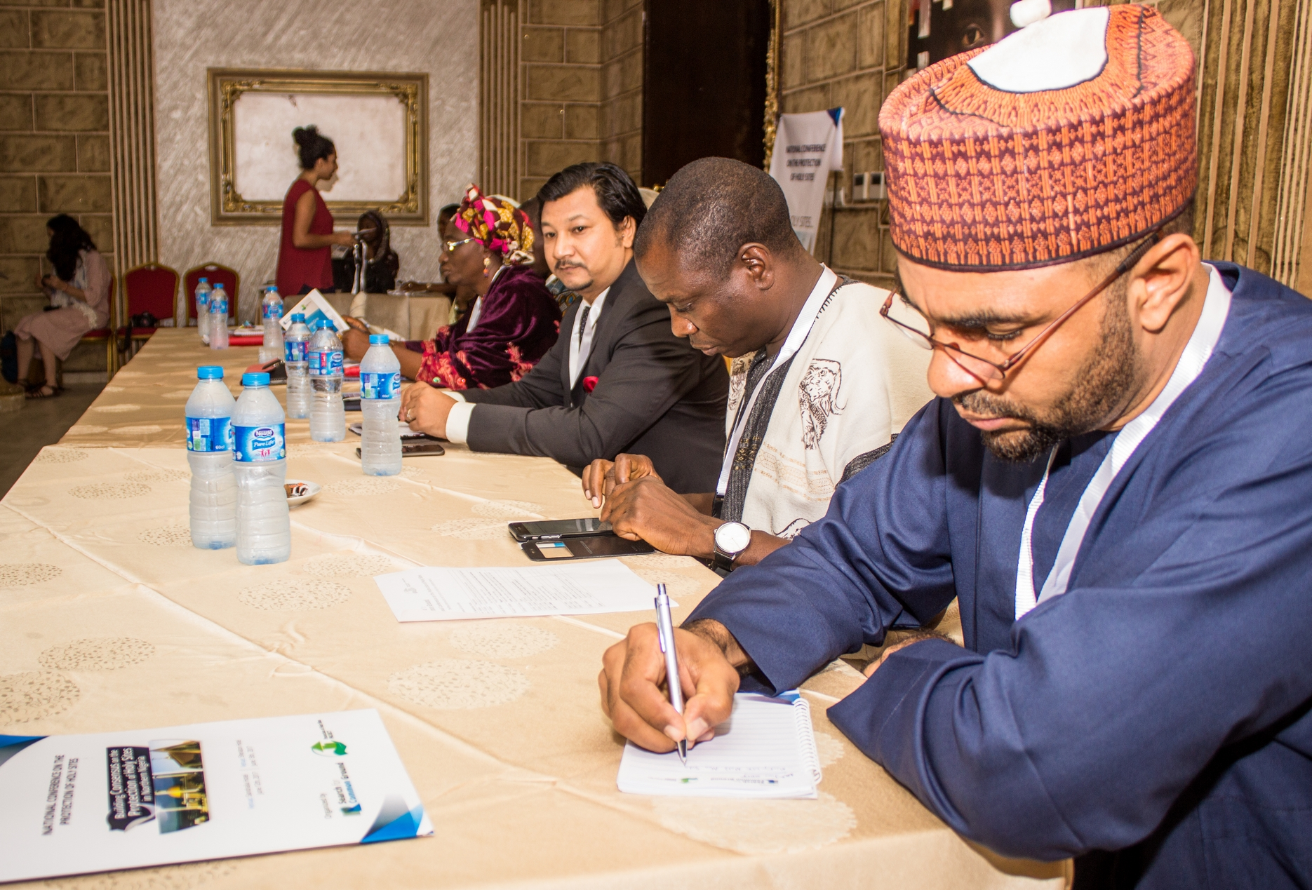 Wazirin Katsina Shocks Peace Practitioners on Christian – Muslim Relations at Holy Sites Conference