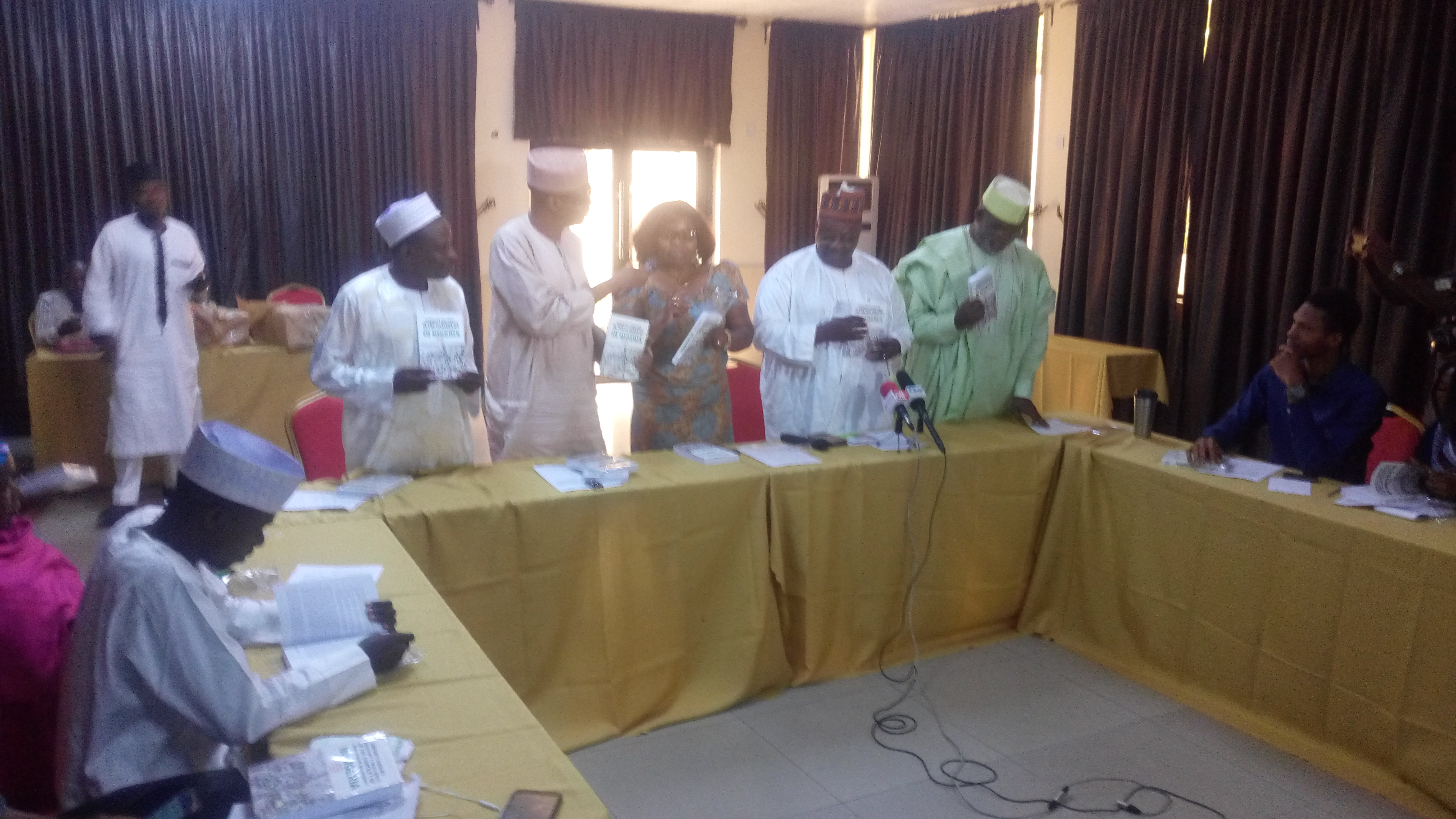 Islam and Violence Controversy Returns at Presentation of Book on Boko Haram