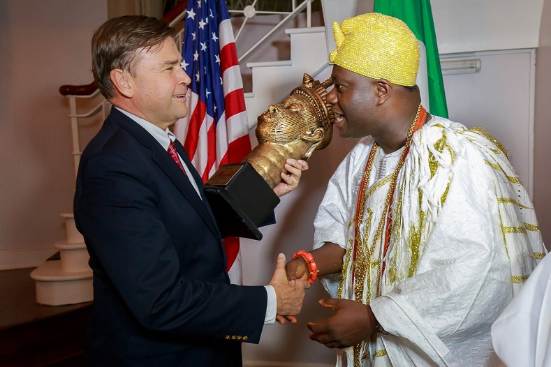 Ooni Of Ife Warns Against Great Power Game in Nigeria's National Question