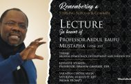 She is Such a Wonderful Woman – Mourners on Canadian Wife of Prof. AbdulRaufu Mustapha at a Harvest of Tributes in Abuja, Nigeria