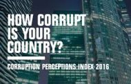 Anti-Corruption War in Nigeria: National Chapter of Transparency International Coming