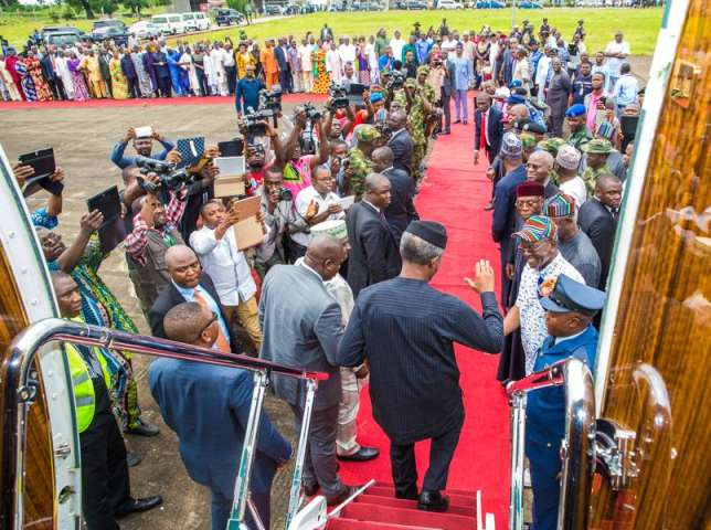 Will Osinbajo's Visit Spark Developmental Firework in Benue State?