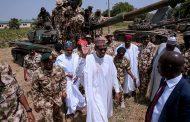 President Buhari's Dash to the War Front: Lamba 1 Din Kenen, Saura Lamba Tu