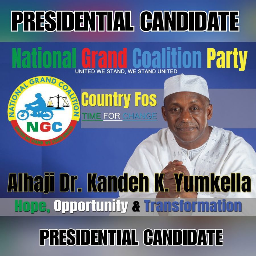 Dr Kandeh Yumkella Re-sets Presidential Qualification in Sierra Leone and African Politics