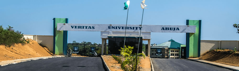 Veritas University, Abuja Aspires to be Nigeria's Intellectual Power House - VC