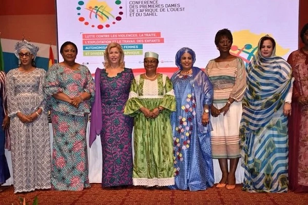 West African First Ladies Rise to Be Counted Against Child Trafficking