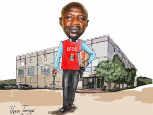 CISLAC Condemns Attack on Ibrahim Magu, Nigeria's EFFC Boss