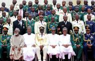 Nigerian Military Chiefs Get Tenure Extension