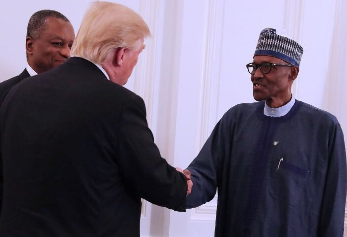 What's @ Stake as Nigeria's President Buhari Goes to Washington?