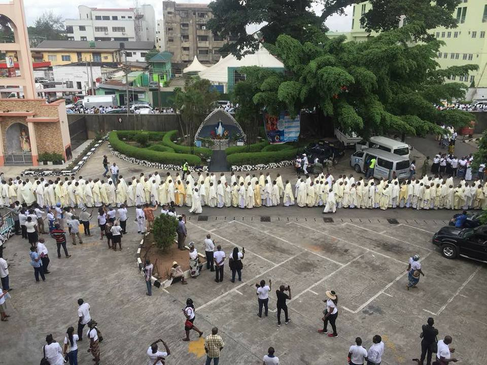 Editorial: In the Aftermath of the Procession by Nigerian Catholics