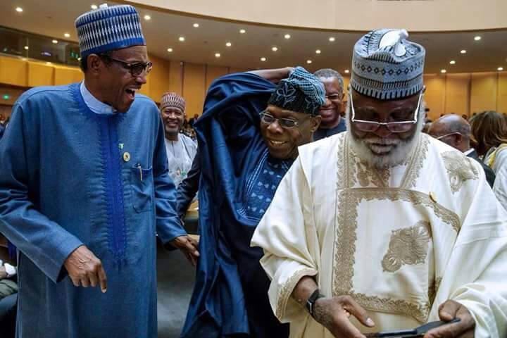 Obasanjo Versus Buhari and the Tragedy of Nigeria