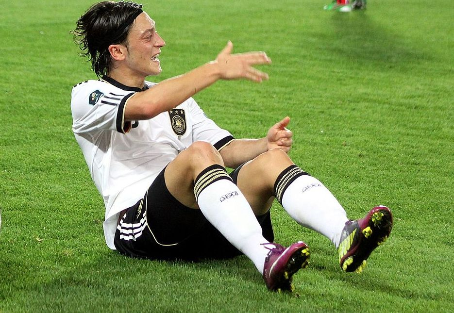 Mesut Ozil's Departure Bombshell Throws Global Soccer into Identity Spasm