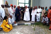 When Nigeria's Delta State Buried Its Eldest, Pa Samson Omowhera Fineboy Ekpolomo