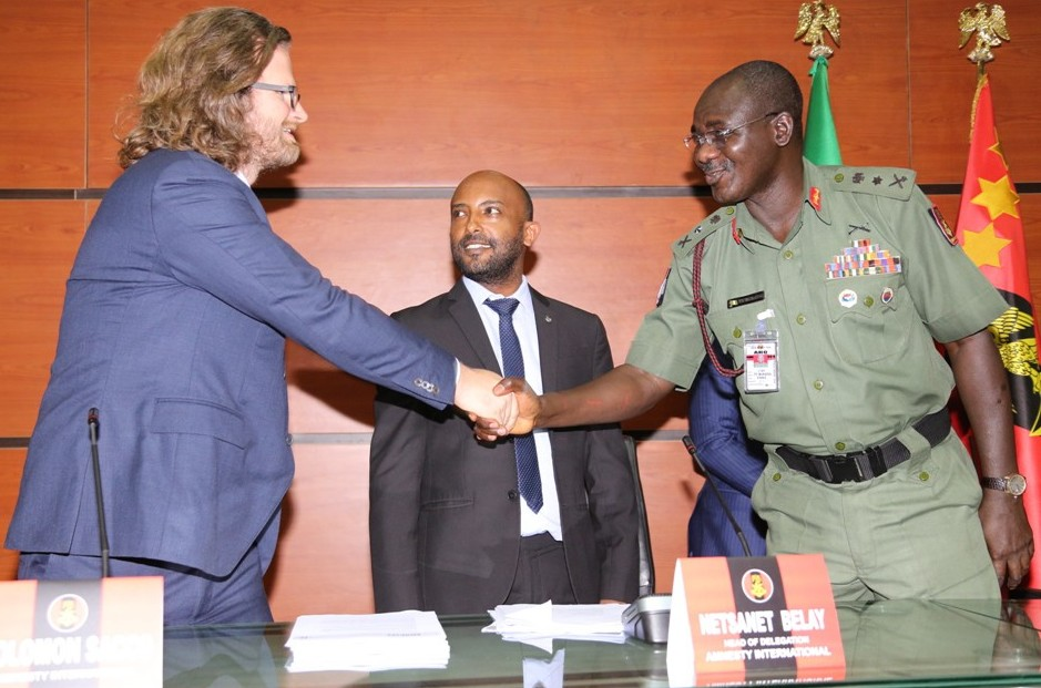 Can Amnesty International and the Nigerian Military Ever Understand Each Other?