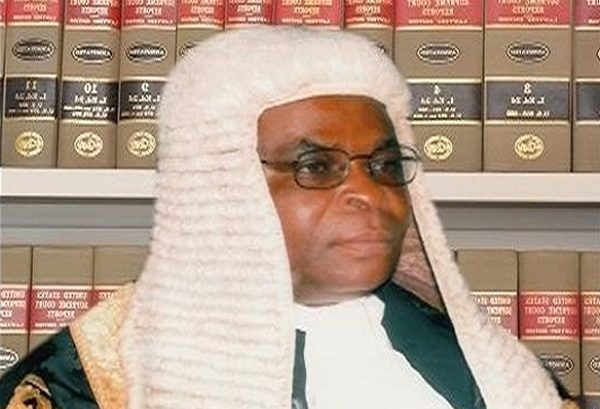 Mashood Erubami Takes a Dissenting Position, Concurs With Justice Onnoghen's Trial