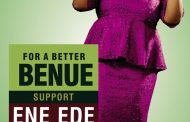 Ene Ede, 'The Woman of the People' is Stepping Out for Power At last