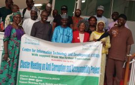 Social Influencers Reflect on Mainstreaming Probity in Nigeria