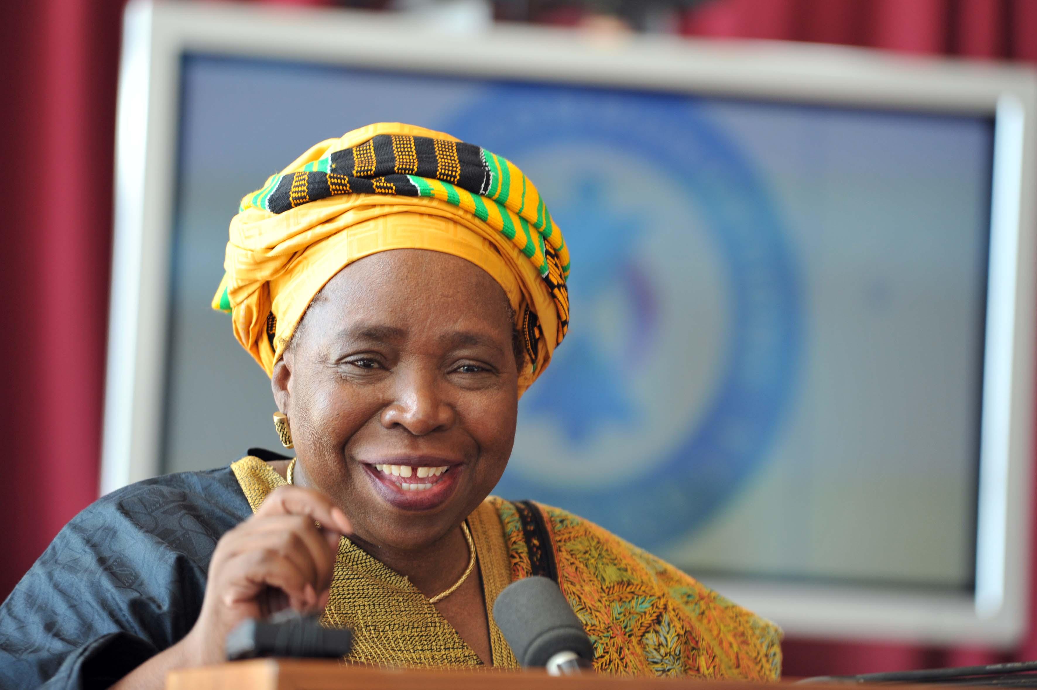 Dr Zuma, AU Commission Chairperson