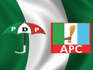 Actually existing political parties in Nigeria