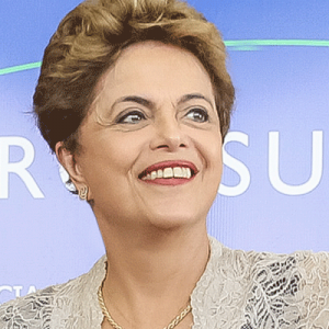 Dilma Rouseff formerly of Brazil