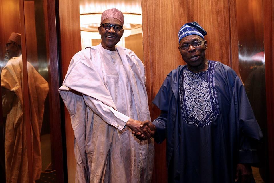 Did Obasanjo Bring Buhari to Power?