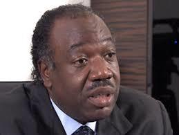 President Ali Bongo of Gabon