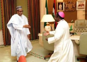 president-buhari-bishop-kukah-in-aso-rock