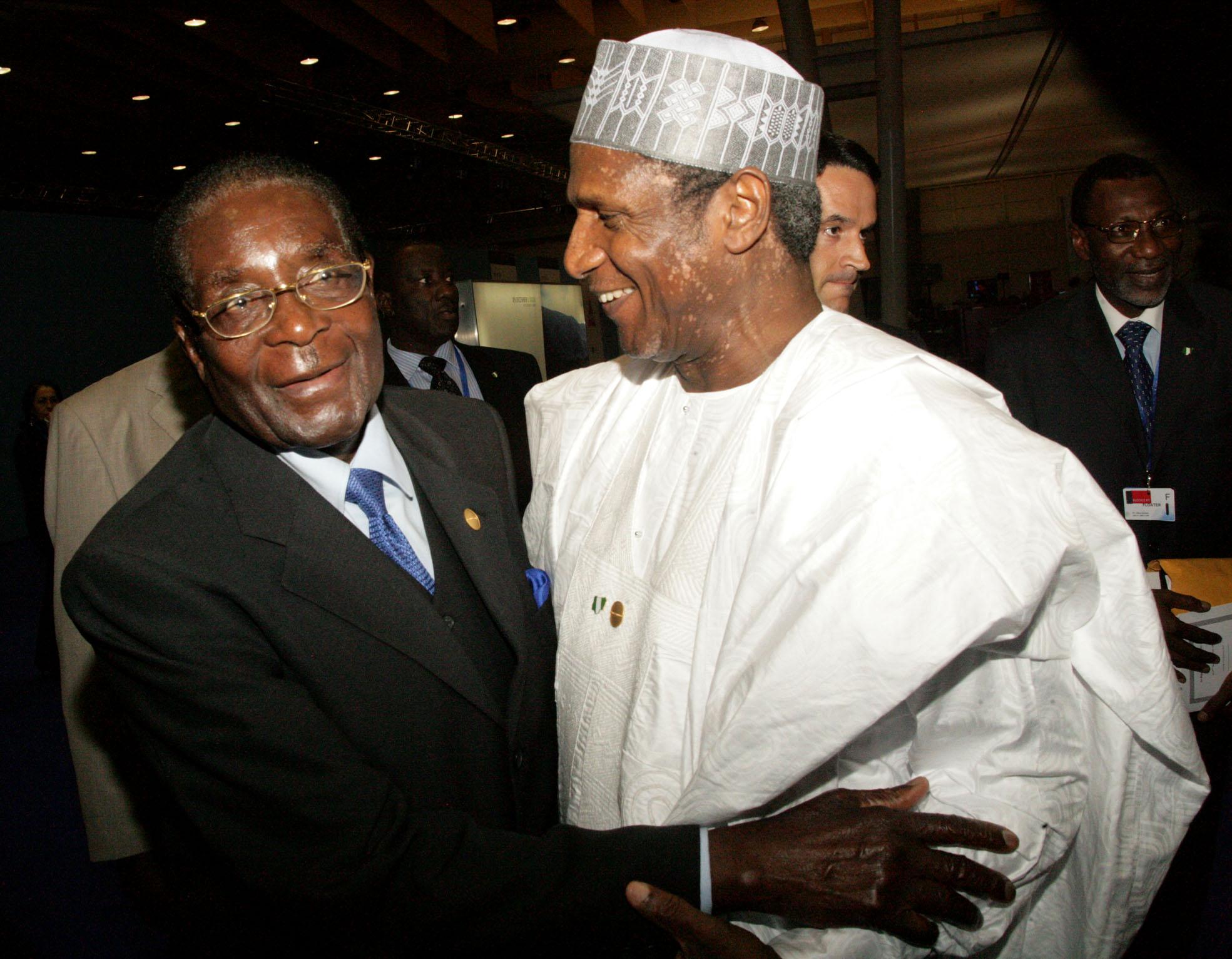 Zimbabweanization of Nigeria?