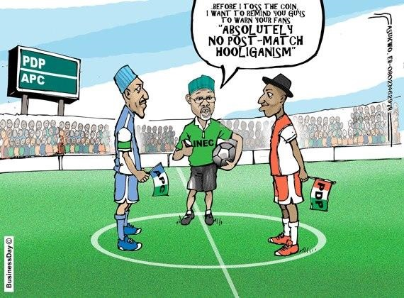 Popular Geopolitics of Recession in Nigeria: The Cartoons