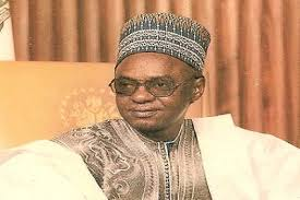 Alhaji Shehu Shagari President of Nigeria in the Second Republic
