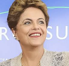 Dilma Rouseff of Brazil till last August